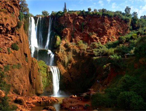 Ouzoud Waterfalls (Classic)